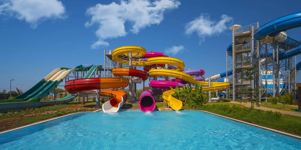 Concorde Luxury Resort Aquapark Pool